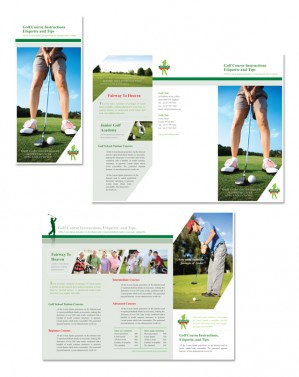 instruction leaflet template - dlayouts blog free tutorial graphic design templates