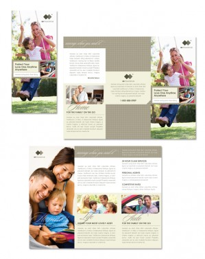insurance brochure template - insurance archives dlayouts graphic design blog