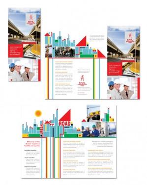 engineering college brochure design - dlayouts blog free tutorial graphic design templates